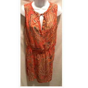 Size 10P 10 Petite LR Ralph Lauren Dress Overlay